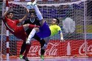 برنامه هفته هفتم لیگ برتر فوتسال