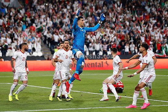 علی بیرانوند دروازه را کوچک میکند!