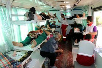 انتقال 18 بیمار ایرانی به مرز مهران