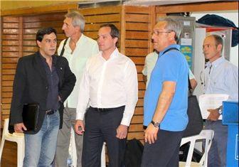 ولاسکو با وزیر ورزش آرژانتین دیدار کرد