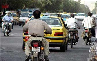 توصیه جدی پلیس راهور تهران به راکبان موتورسیکلت