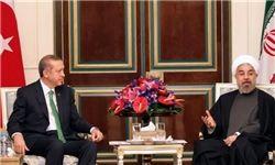 اردوغان: ایران و ترکیه باید درباره مسائل سوریه همکاری داشته باشند