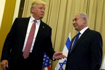 گفتگوی تلفنی ترامپ و نتانیاهو درباره حمله موشکی به عین الاسد