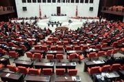 انتخاب رئیس پارلمان ترکیه