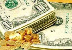 سکه و دلار هفته را کاهشی آغاز کردند