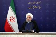 روحانی: اتصال دانشگاه ها به مراکز تولیدی و صنعتی از اهداف اصلی دولت بود