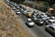 آخرین وضعیت جوی و ترافیکی راههای کشور در یکم آذر ماه سال ۹۹