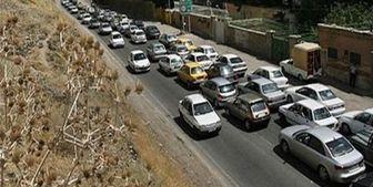 آخرین وضعیت ترافیکی امروز؛ بیستم اسفند ماه ۹۸