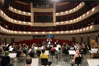 اجرای داریوش ارجمند و پرویز پرستویی با ۷۲ نوازنده