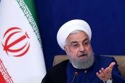 روحانی: ما «علی برکتالله» گفتیم ولی کار را مردم انجام دادند