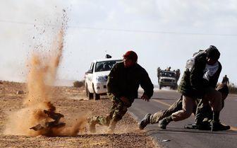 داعش دستور عقب نشینی داد