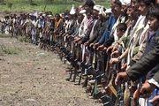 آمادهباش قبایل یمن برای انتقام از ائتلاف سعودی