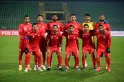 میانگین جالب در تیم ملی فوتبال ایران