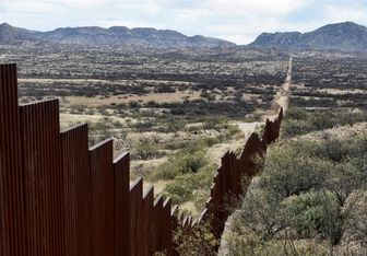 آغاز ساخت نمونه اولیه دیوار مرزی مکزیک