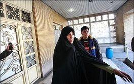 واکنش وکیل فاطمه هاشمی به نامه لاریجانی