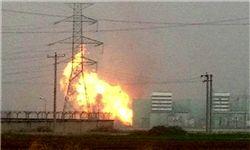 کنترل حادثه نیروگاه علی آباد کتول/ نیروگاه در مدار است