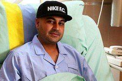 آخرین وضعیت خواننده پاپ در بیمارستان