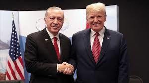 اردوغان به اظهارات توئیتری ترامپ پاسخ داد