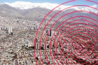 زلزله ۳.۵ ریشتری سالند خوزستان را لرزاند