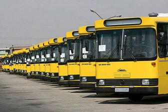 نحوه خدمترسانی و فعالیت اتوبوسها در روز ۲۲ بهمن