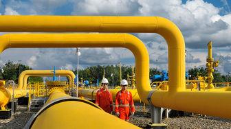 ثبت رکوردی جدید در حجم انتقال گاز
