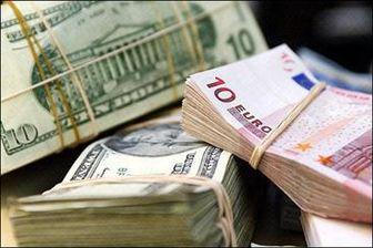 اعلام نرخ ارز در مرکز مبادلات ارزی