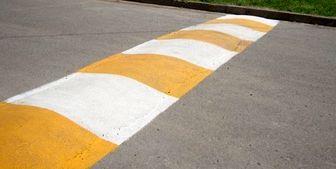 سرعت گیرها در معابر شهری باید استانداردسازی شوند