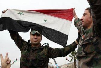 پیشروی ارتش سوریه در الزبدانی