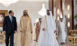 امارات: در مبارزه با تروریسم به مصر کمک می کنیم
