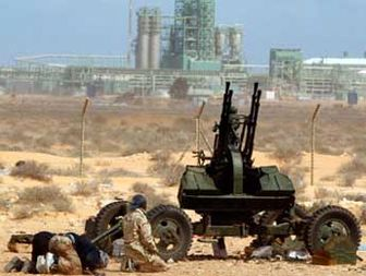نفت؛ علت اصلی حمله غرب به لیبی