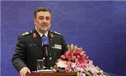 سردار اشتری: پاسخ حادثه تروریستی اهواز را دادیم