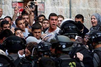صهوینیست ها 11 فلسطینی را در غزه به شهادت رساندند