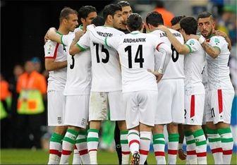 رد درخواست تیم ملی فوتبال ایران از عمان