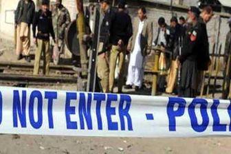 8 تن در حمله به پایگاه نظامی پاکستان کشته شدند