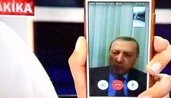 روایت مجری سی ان ان از تماس تصویری با اردوغان