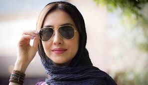 سلفی بهاره کیانافشار و الهام حمیدی با ظاهری عجیب
