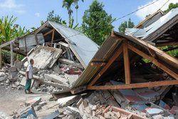 تصاویر تخریب یک منزل در یکی از روستاهای قصر شیرین