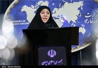 افخم: اجازه بازرسی از کشتی ایران عازم یمن را نمیدهیم