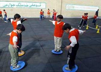 زنگ ورزش مدارس پایتخت تا سه شنبه تعطیل شد