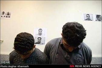 دستگیری اعضای بزرگترین شبکه کیف قاپی