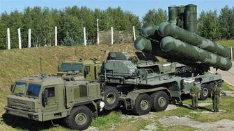 آزمایش سامانه پدافند موشکی اس-۵۰۰ در روسیه