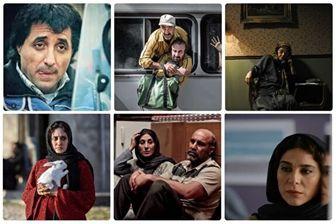 پرکارترین و کمکارترین بازیگران جشنواره فجر 39 را بشناسید/ تصاویر