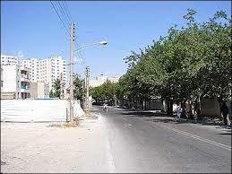 سهولت دسترسی محله باغ فیض در منطقه 5 پایتخت