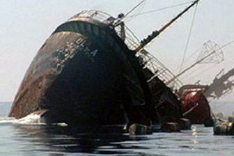 یک کشتی با پرچم پاناما در دریای سیاه غرق شد