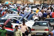 خودروهای گازسوز بازار چند؟