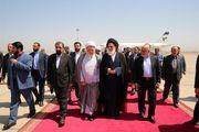 سفر رئیس مجمع تشخیص مصلحت نظام به عراق