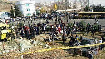 هشدارهای پلیس برای جلوگیری از تکرار حادثه اتوبوس دانشگاه آزاد