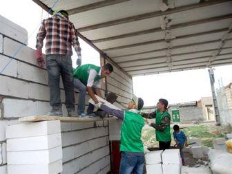 خانه محروم در محله میر اشرف اردبیل احداث شد