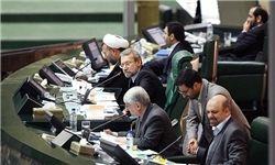 اعلام وصول نامه احمدی نژاد در مجلس