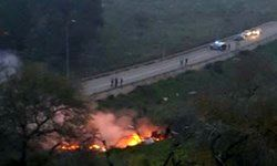 افشاگری درباره سقوط جنگنده اسرائیلی